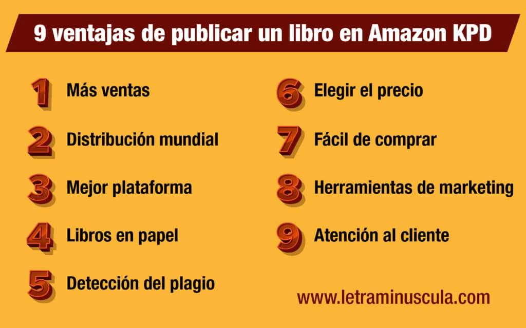 Infografia-9-ventajas-de-publicar-un-libro-en-Amazon-KDP