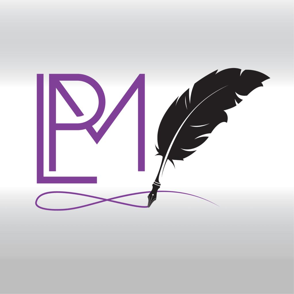 Logo escritor Laura Pérez Macho