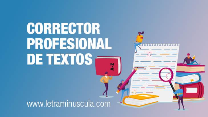 Miniatura blog Corrector profesional de textos