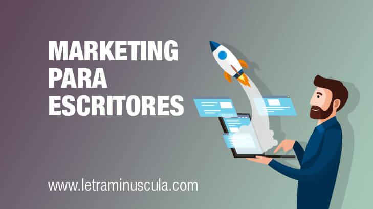 Miniatura blog Marketing para escritores