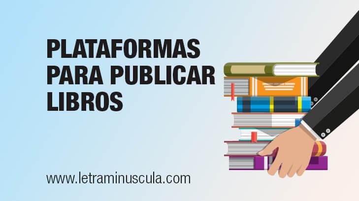 Miniatura blog Plataformas para publicar libros