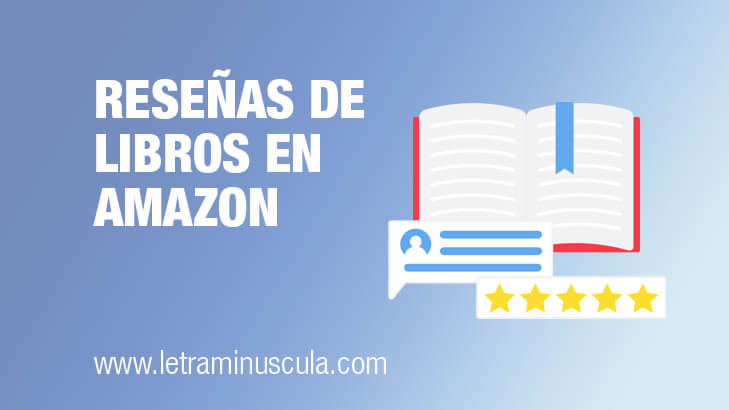 Reseñas de libros en Amazon