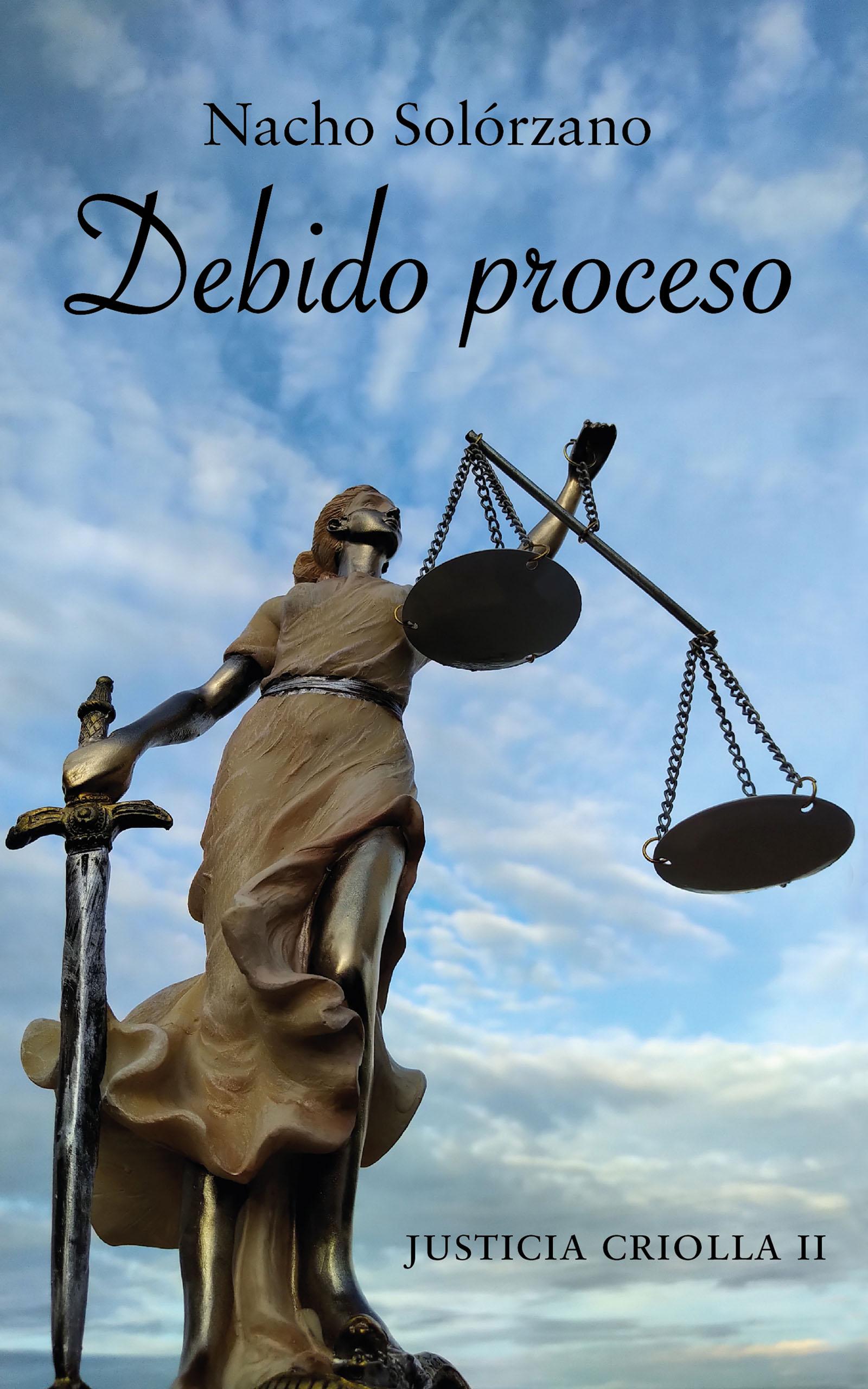 Debido proceso, de Nacho Solórzano