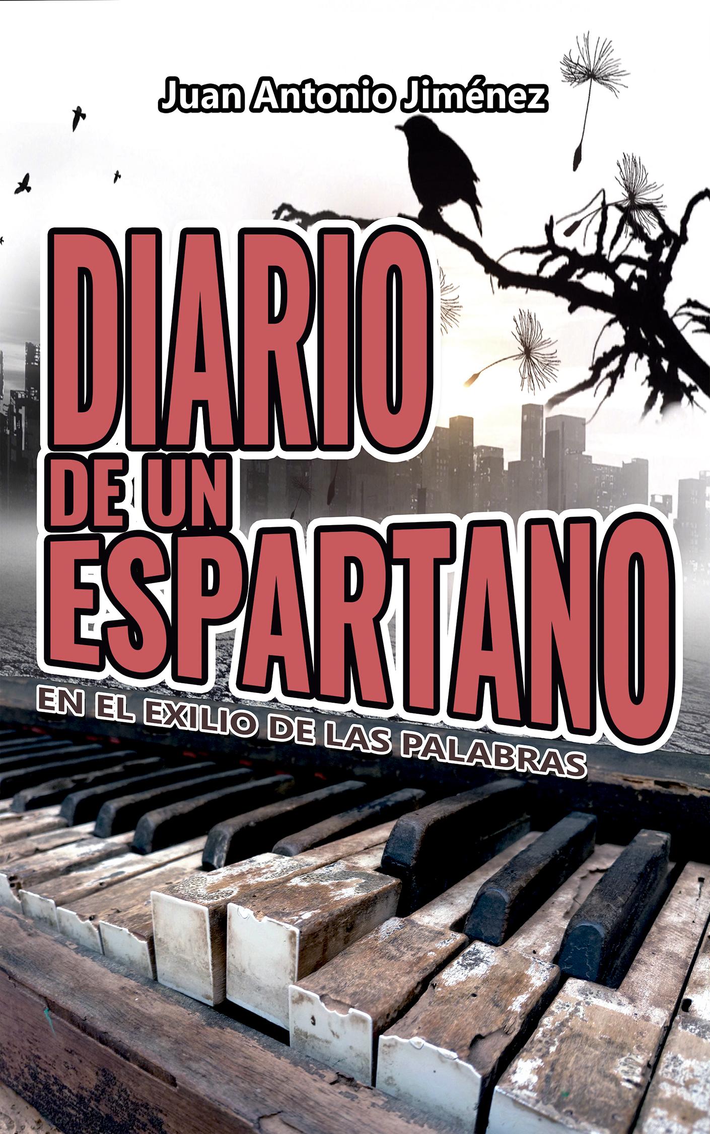 Portada EBook Diario de un espartano JUAN ANTONIO JIMÉNEZ DE LA CRUZ