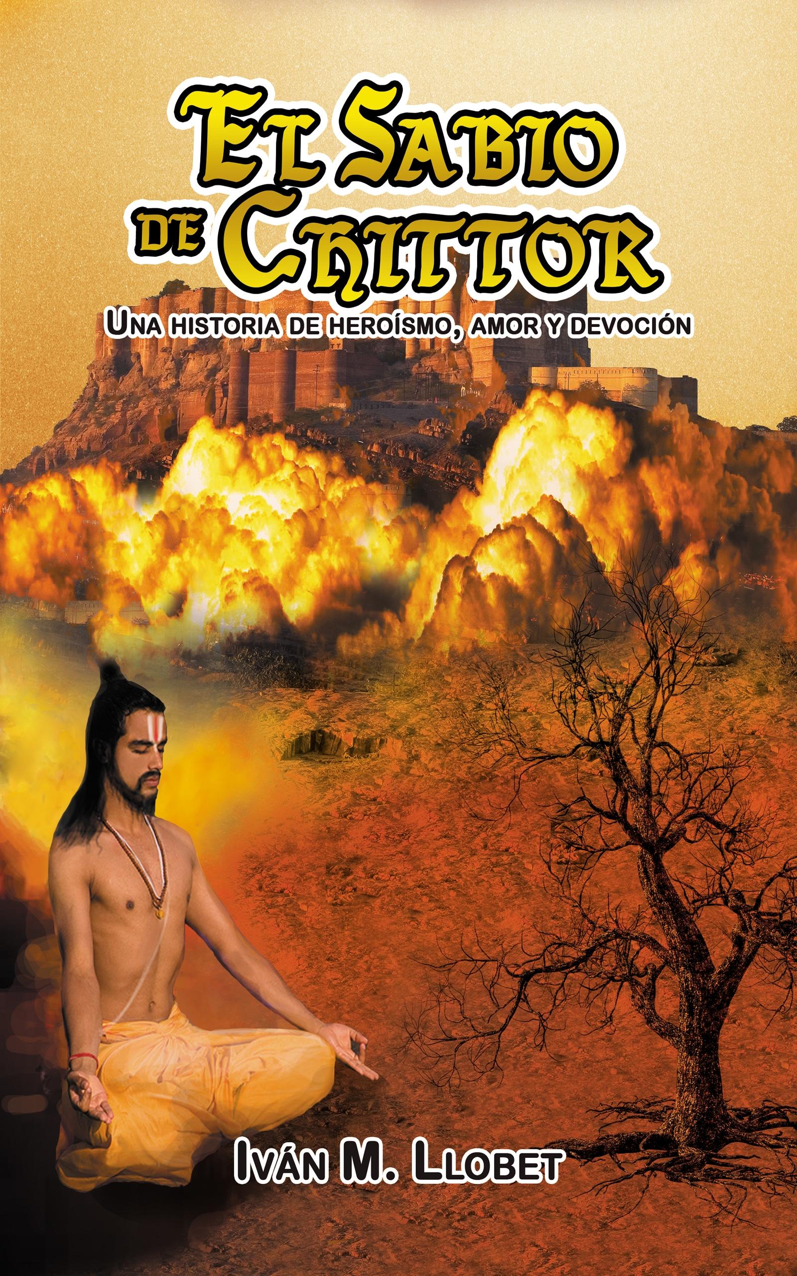 Portada EBook El sabio de Crittor IVÁN M. LLOBET