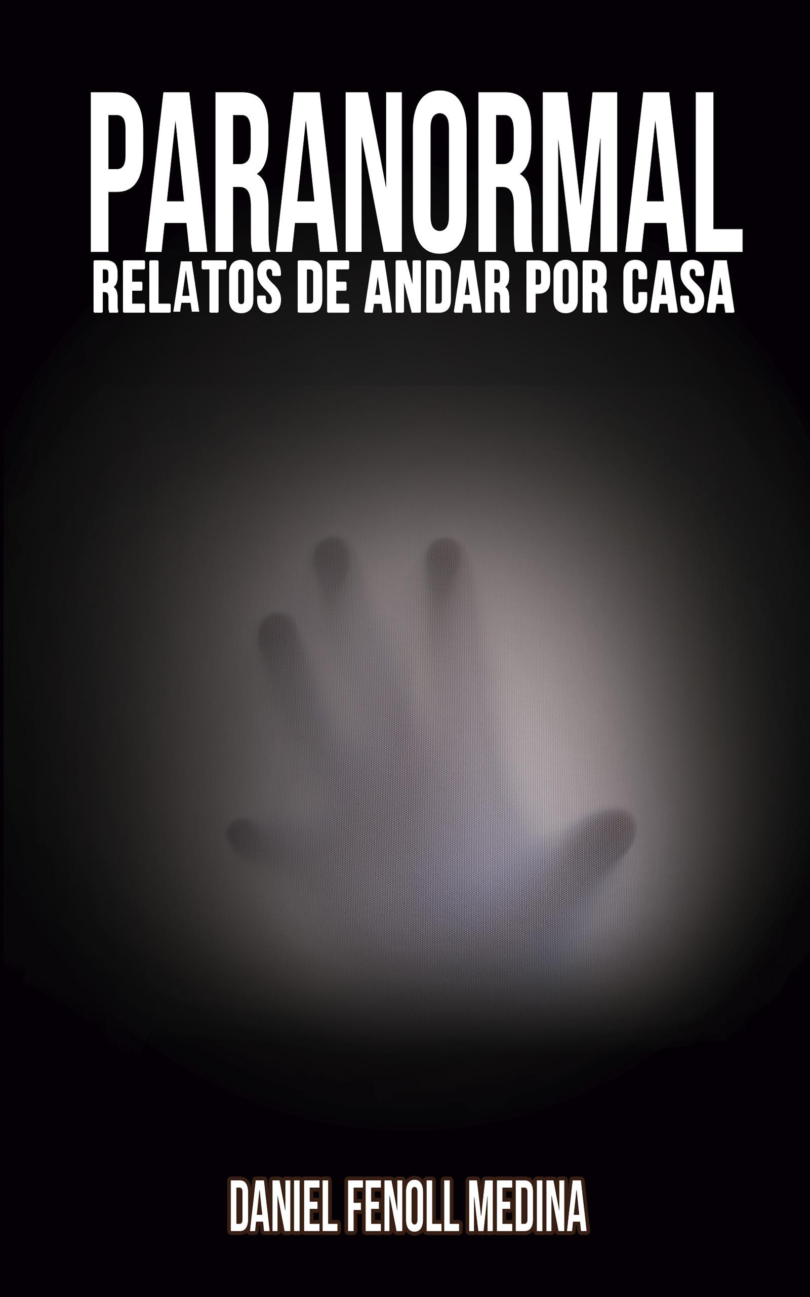 Portada EBook Paranormal IVÁN M. LLOBET