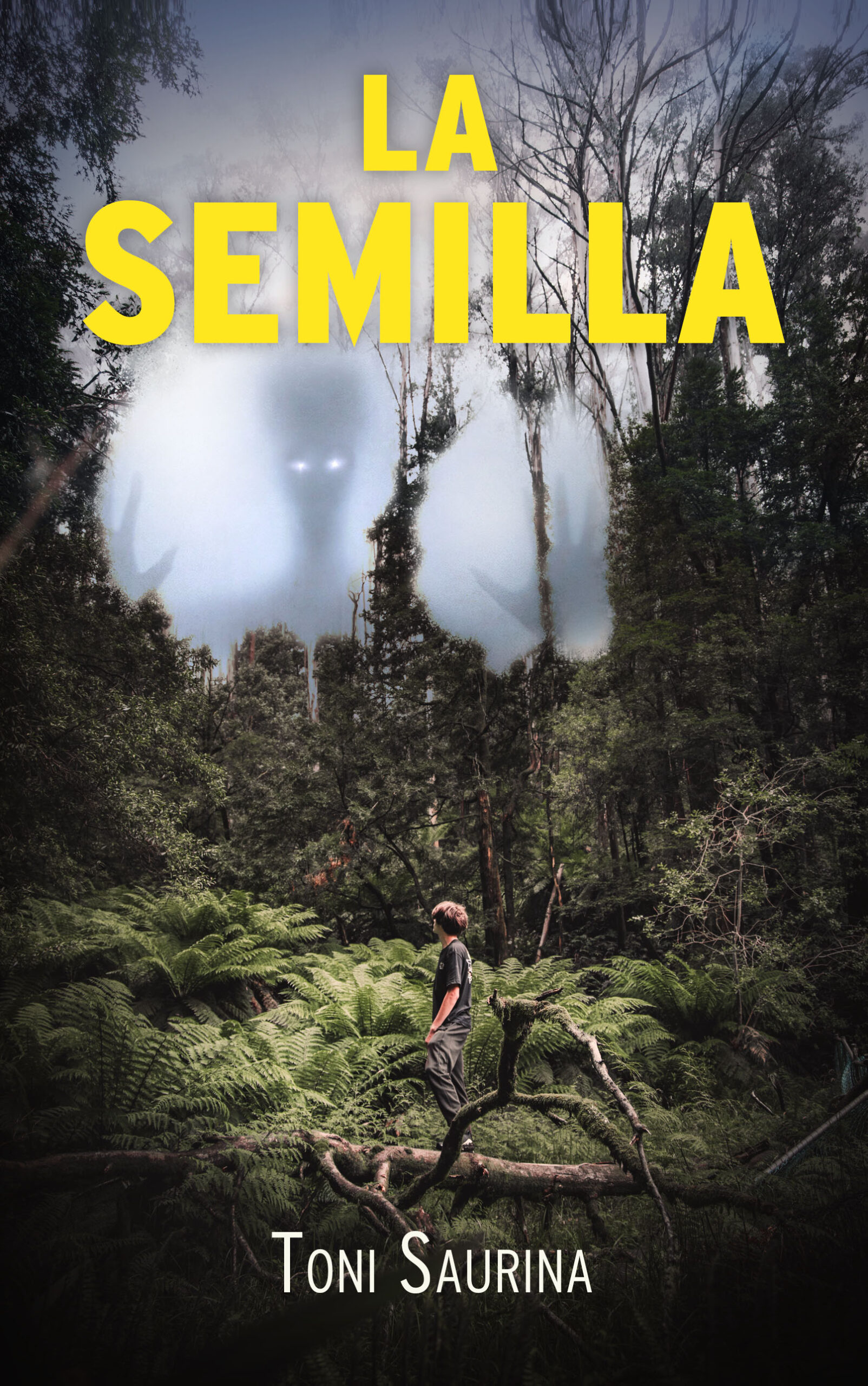 La semilla, de Toni Saurina