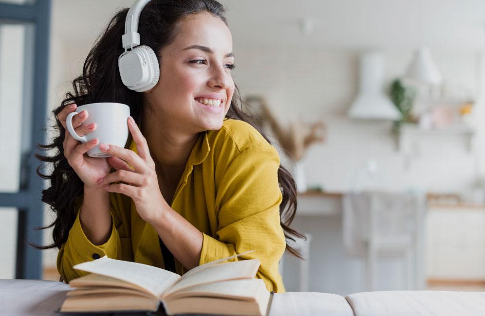 Servicio de publicación de audiolibros para escritores