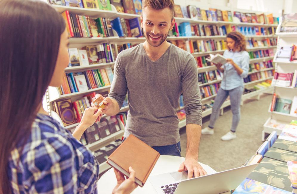 Publicar un libro en librerías