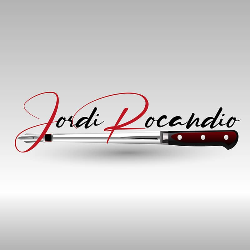 Logo Jordi Rocandio escritor
