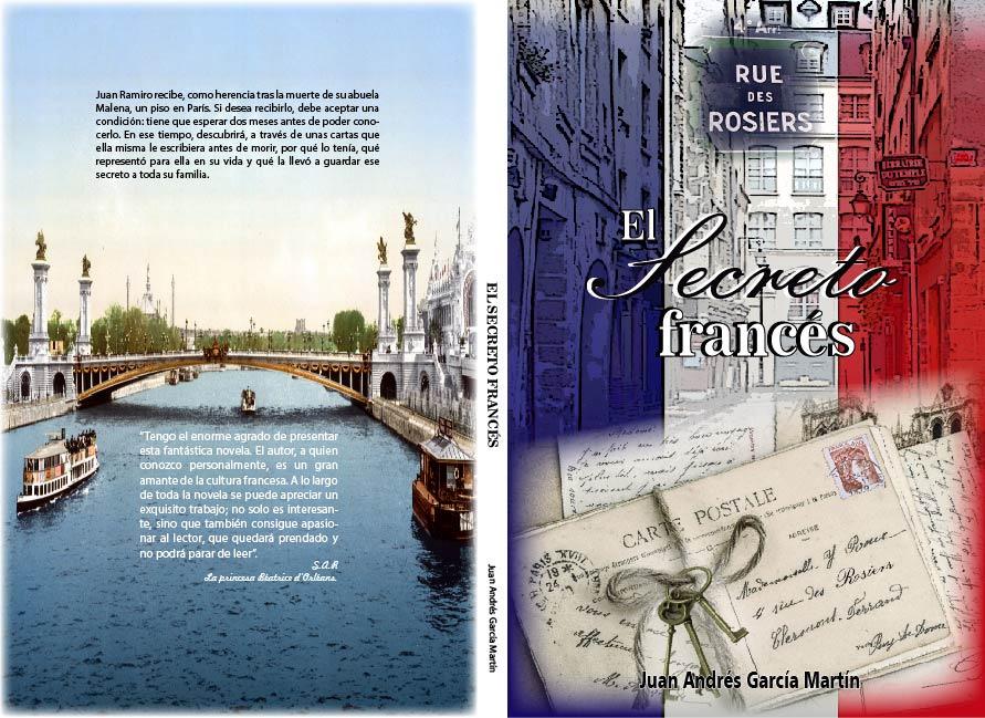 Libro El secreto francés de Juan Andrés García Martín